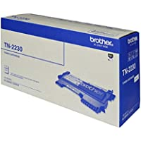 Brother Genuine TN2230 Printer Toner Cartridge, Black, Page Yield Up to 1200 Pages, (TN-2230)