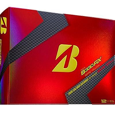 Bridgestone 2016 Tour B330 RX Yellow Golf Balls