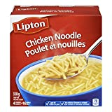 Knorr Lipton Chicken Noodle Dry Soup Mix 338g, 16 count