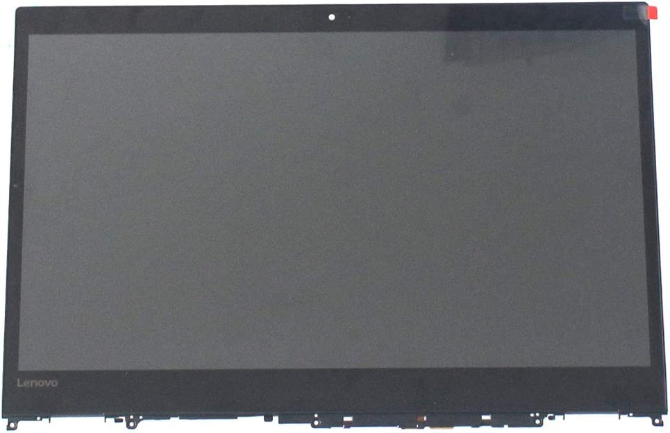 simda- 15.6 FHD LCD Touch Screen Digitizer Assembly+Bezel for Lenovo Flex 5-15 5-1570 80XB