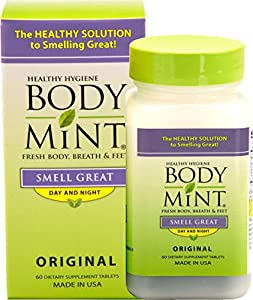 BodyMint, 60-Count Bottles