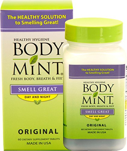 Tablets 60ct Bottle - BodyMint, 60 Count Bottle
