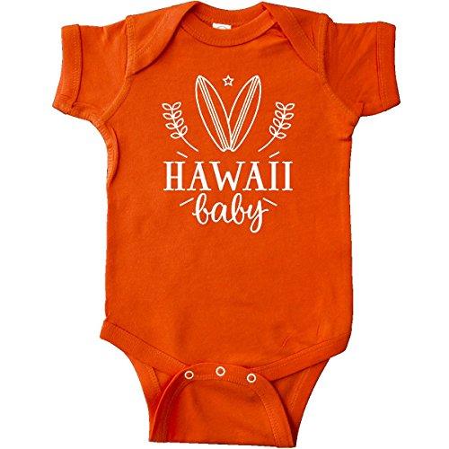 inktastic - Hawaii Baby Surfing Infant Creeper 2e746
