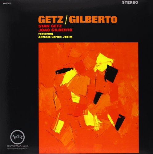 Stan Getz & Joao Gilberto by Universal Import