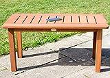 Chesham Hardwood Coffee Table by Liz Frances