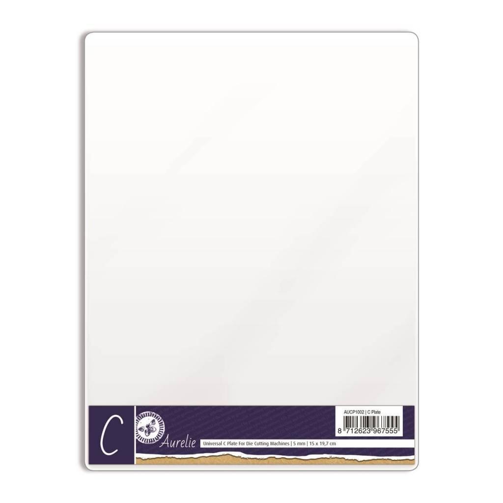 Plaque universelle C pour machines de d/écoupe Aurelie AUCP1002