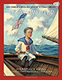 img - for A Boy Named FDR: How Franklin D. Roosevelt Grew Up to Change America book / textbook / text book