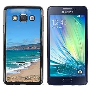 TopCaseStore / la caja del caucho duro de la cubierta de protección de la piel - Iberian Peninsula - Samsung Galaxy A3 SM-A300