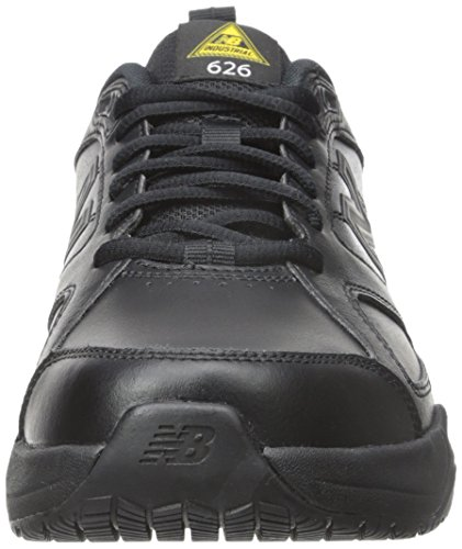 New Balance Mens Mid626K2 Training Work Shoe, Black, 9.5 2E US