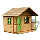 AXI Wooden Playhouse Milan for Kids and Toddlers