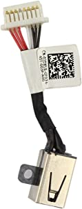 XtremeAmazing New DC Power Jack Harness for Dell Inspiron 13-7347/7348 / 7352 P57G 13-7000 0JDX1R