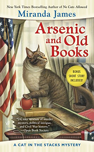 Arsenic and Old Books (Cat in the Stacks Mystery Book 6)
