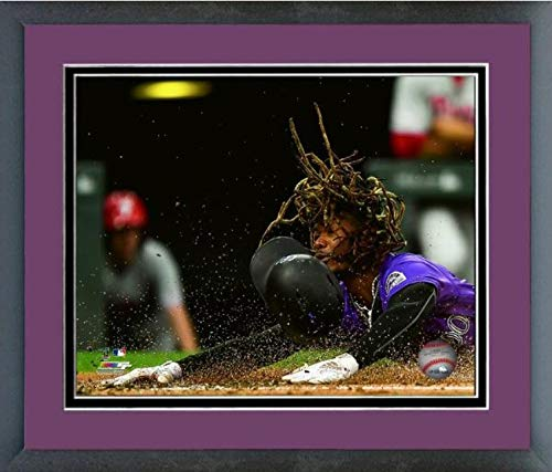 - Raimel Tapia Colorado Rockies 2019 MLB Action Photo (Size: 13