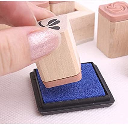 Ink Pads For Rubber Stamps Pad