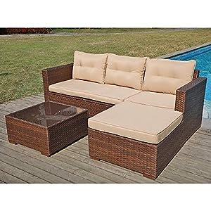 51cdvmC3CjL._SS300_ Wicker Patio Furniture Sets