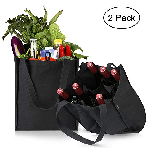 Reusable Grocery Tote Bags Hold product image