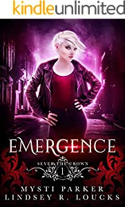 Emergence: A Reverse Harem Vampire Romance (Sever the Crown Book 1) (English Edition)