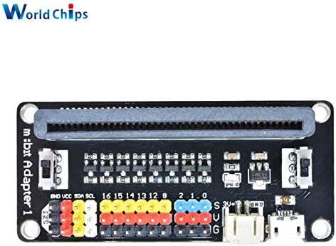 Expansion Board Sensor Module Adapter for BBC Micro:bit Microbit 3.3-5V Conversion IIC I2C Development Module Ponis-Limos