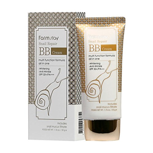 Farm Stay Snail Repair BB Cream SPF50+ PA+++ 50g - Farm Repair