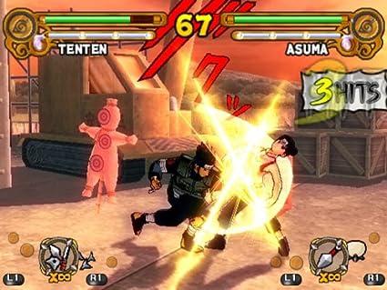 Naruto Ultimate Ninja 3 [Importación Inglesa]: Amazon.es ...