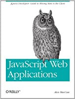 JavaScript Web Applications Front Cover