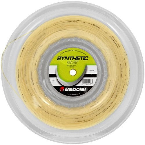 Babolat Synthetic Gut 16G (660ft) REEL