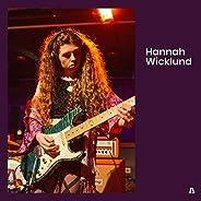 Hannah Wicklund on Audiotree Live [Explicit]