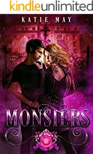 Monsters (Prodigium Academy Book 1) (English Edition)
