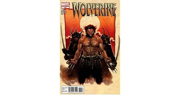 Wolverine #301 Comic Book Silver Samurai Marvel