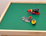 Extra large Lego Compatible Play Table 30'' x 40'' x 22'' removable base plates, 2 tables in 1