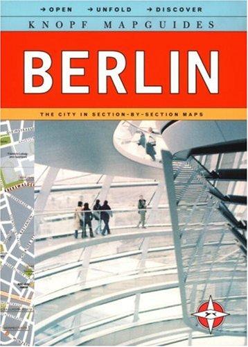 Knopf MapGuide: Berlin (Knopf Mapguides)