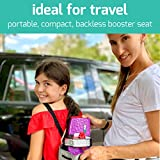 New mifold Comfort Grab-and-go Car Booster Seat- 3X