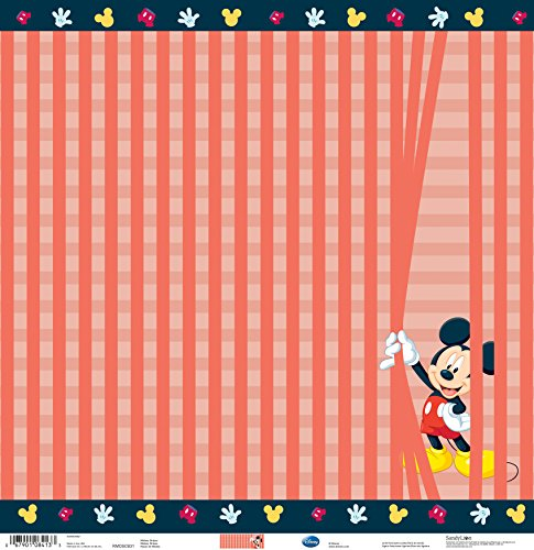 (Sandylion Mickey Mouse Stripes 12