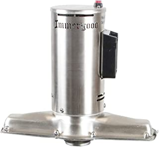 product image for Hand Crank Ice Cream Freezer Tool Battery Powered Motor (Fits dewalt 20v)