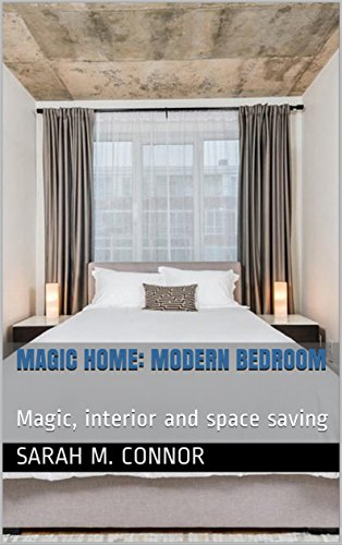 Magic home: Modern bedroom: Magic, interior and space saving
