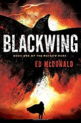 Blackwing by Ed McDonald fantasy book reviews