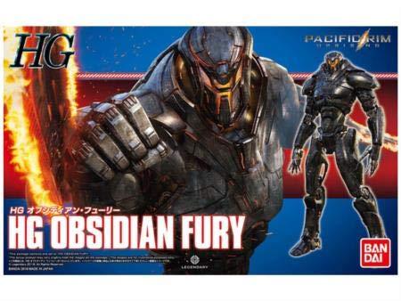 Bandai Hobby HG Obsidian Fury Pacific Rim: Uprising from Bandai Hobby