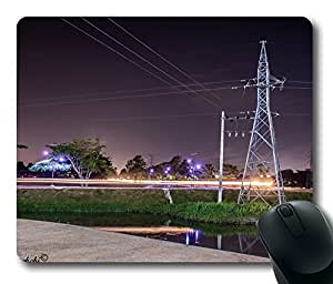 Long Exposure 2 Mouse Pad Desktop Laptop Mousepads Comfortable Office Mouse Pad Mat Cute Gaming Mouse Pad by icecream design