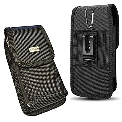 2019 New Style Extra Large Oversize Samsung Galaxy S7 S8 Case Pouch Holster Belt Loop Belt Clip Cases, Covers & Skins
