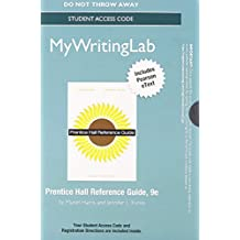 Amazon muriel harris professor emerita books mywritinglab with pearson etext standalone access card for prentice hall reference guide 9th edition fandeluxe Gallery