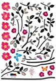 Reusable Decoration Wall Sticker Decal – Spring Sapling, Baby & Kids Zone