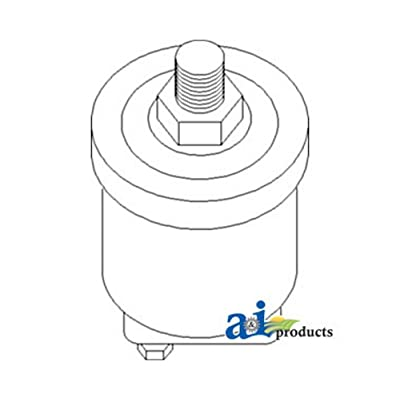 A and I, AT168629 Sender, Oil Pressure, for John Deere Industrial/construction, John Deere Tractor: Automotive