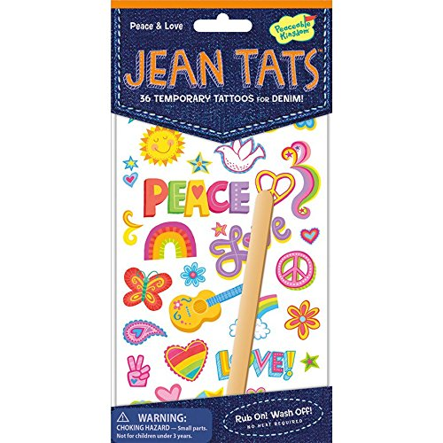Jean Tats are fun Easter basket stuffers for tween girls