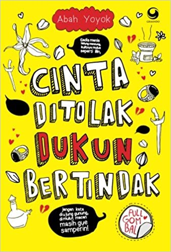 Cinta Ditolak Dukun Bertindak Indonesian Edition Abah Yoyok  Amazon Books