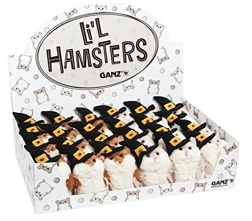 Ganz Li'l Halloween Hamsters Set of (Ganz Halloween)
