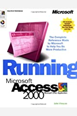 Running Microsoft Access 2000 Paperback