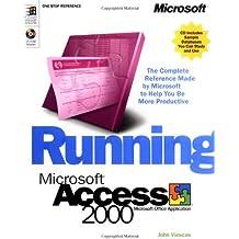 Running Microsoft® Access 2000