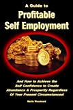 img - for A Guide to Profitable Self Employment - And How to Achieve the Self Confidence to Create Abundance & Prosperity Regardless Of Your Present Circumstances! by Martin Woodward (2013-11-22) book / textbook / text book