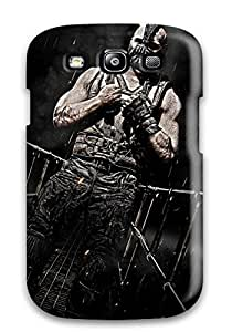 Faddish Phone The Dark Knight Rises 15 Case For Galaxy S3 / Perfect Case Cover