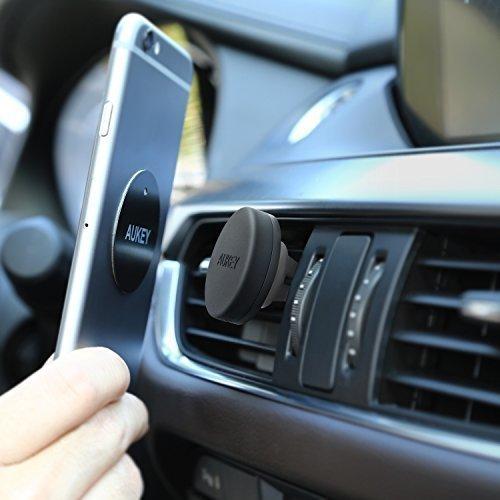 AUKEY Handyhalterung Auto Magnet Lüftung KFZ Amazon Elektronik